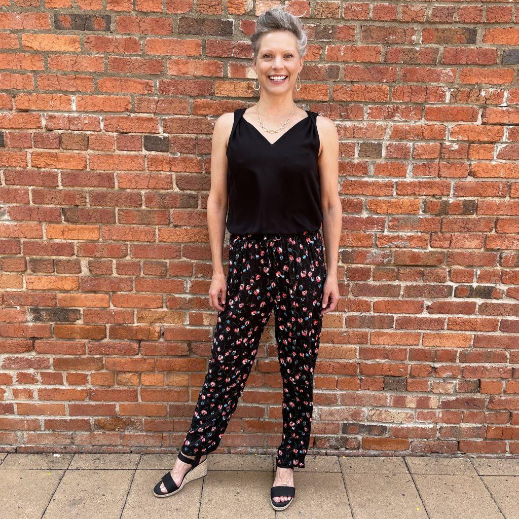 Great Floral Pants for Summer | Ivy Rose Longmont