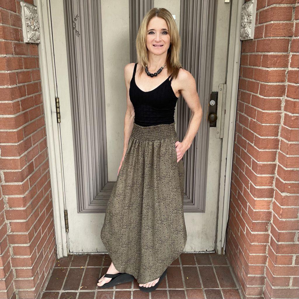 Flowy Skirt at Ivy Rose Longmont
