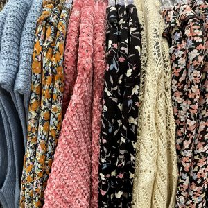 Fall Knits and Florals at Ivy Rose