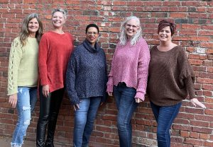 Fall Knits and Sweaters at Ivy Rose